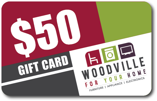 Woodville For Your Home SIgn up and Save